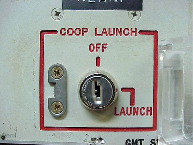 Launch COntrol key