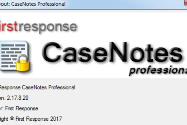 Casenotes