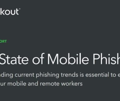 Lookout Phishing Report main